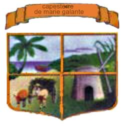 Blason Capesterre de Marie-Galante_97140