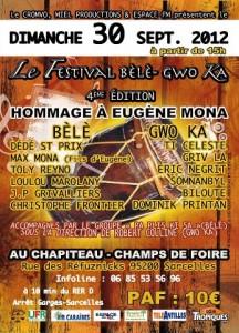 Festival Bèlè - Gwo Ka