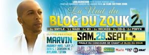 Marvin - la Nuit du Blog du Zouk vol.2