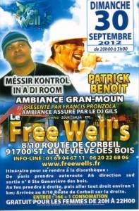 Patrick Benoit - Free Well's