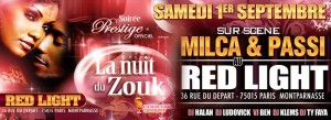 Red Light - SoireePestige - Milca & Passi