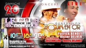 Generation Zouk en Or