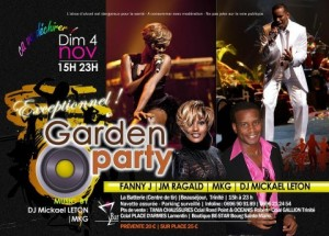 Garden Party - Fanny J & JM Ragald