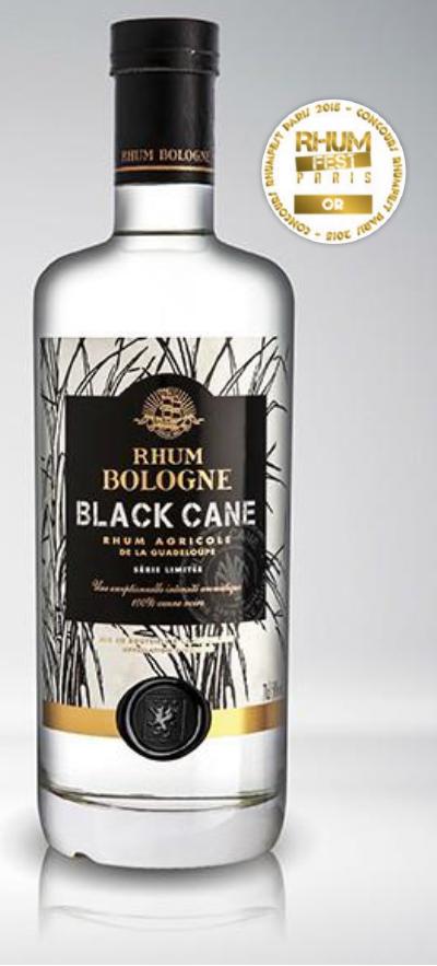Gastronomie – Rhum BOLOGNE Black Cane