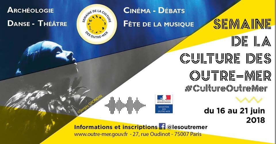 Événement – Semaine de la Culture des Outre-mer