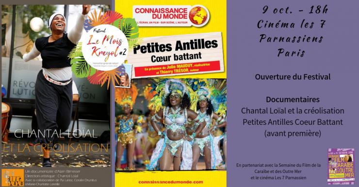 Festival – Ouverture du Festival Le Mois Kréyol
