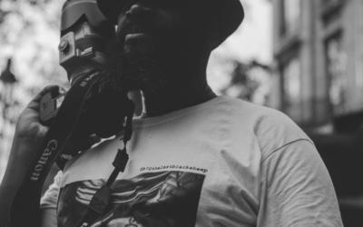 Interview – Dé mó, kat pawol – Brice BARAST, une autre vision de la rue
