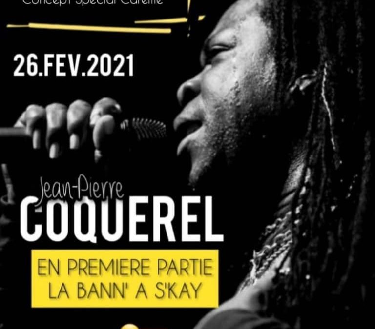 Concert – Jean-Pierre COQUEREL en première partie de La Bann' a S'Kay