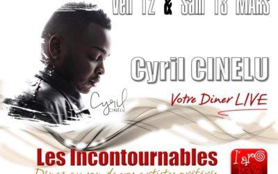 Concert – Cyril Cinelu à l'ArObase