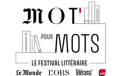 Littérature – Festival littéraire «Mot pour Mots»